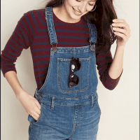 Denim Overalls for Women