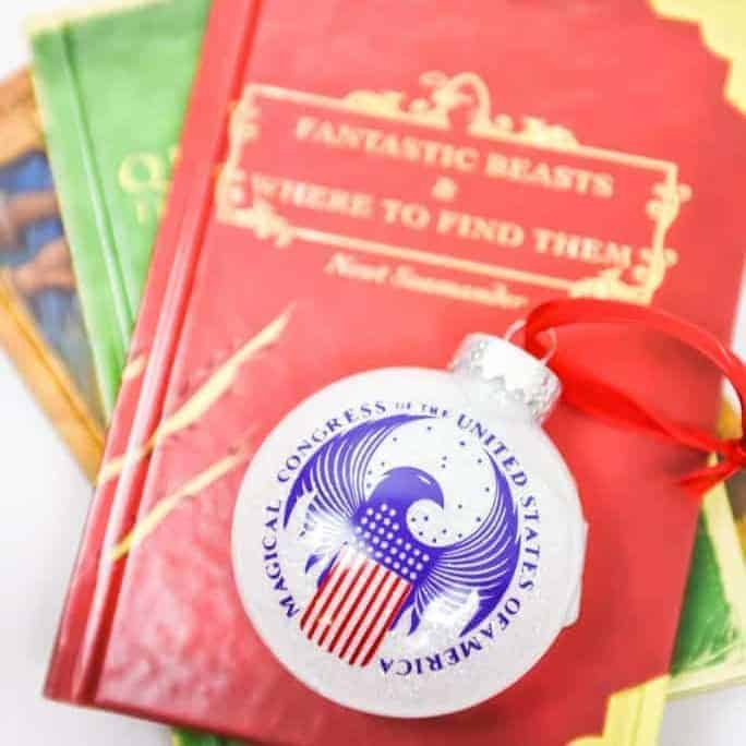 Harry Potter Ministry of Magic Ornament