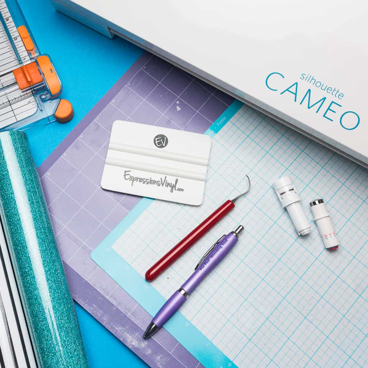 Silhouette Cameo Tools You Need To Craft With